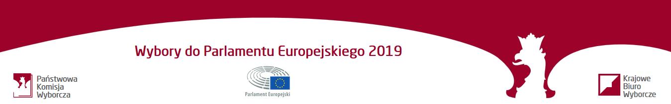 WYBORY DO PARLAMENTY EUROPEJSKIEGO 2019